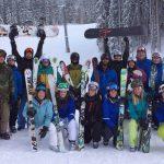 Ascendigo Winter Adventures Camp